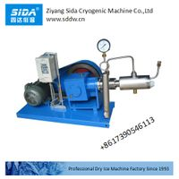 Sida factory WB-350ZT/165 cryogenic pump thumbnail image