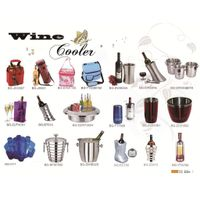 wine cooler, wine ice bucket thumbnail image