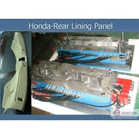 HASCO Standard Rear Lining Panel Automotive Mould for European Honda