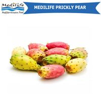 Prickly Pear Cactus Fruit. Mediterranean Fresh Fruit. 2018 New Harvest