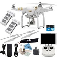 DJI Phantom 3 Professional Bundle