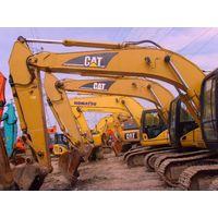 CAT 320C excavator thumbnail image