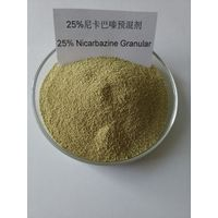 Factory Supply Veterinary Drugs Material Nicarbazine 25% Premix with GMP in Stock for Animal Health