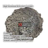 High Aluminum Refractory Castable