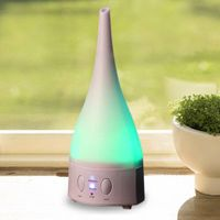 Manual Humidity Control Tabletop / Portable aroma Therapy ultrasonic Humidifier