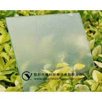 Oil-sand effect glass etching powder