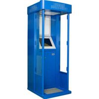 W37 outdoor touchscreen payment kiosk with shield thumbnail image