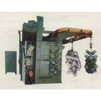 Pendent Chain Type Shot Blasting Machine