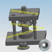 Conveyor Roller Bearing Housing Production Line