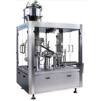 YSXZL-5000 Jelly/Soy Milk/Juice Filling & Capping Machine thumbnail image