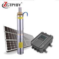 24 v solar powered water pump dc submersible brushless pumps thumbnail image