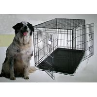Wire dog cage thumbnail image