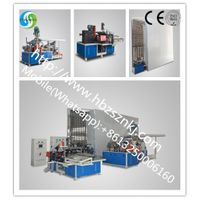 Full Automatic / High Quality / Textile Cone Tube Machine Production Line Machine