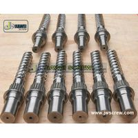 High Wear Resistant Screw and Barrel