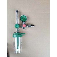 Medical Oxygen Gas Regulator with Cga540 Connector thumbnail image