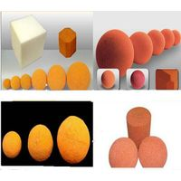 high quality rubber sponge cleaning ball for pipeline cleaning,sponge rubber ball,cheaning ball thumbnail image