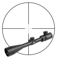 China oem 4-12x tactical military hunting optical first focal plane riflescope air rifle scope