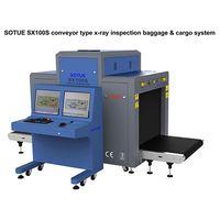 Big tunnel type x-ray screening system, cargo x-ray scanner, luggage x-ray machine, cargo scanner thumbnail image