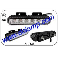 ECE R65 SAE Strobe Warning Lamp LED Strobe Light LED Light Head
