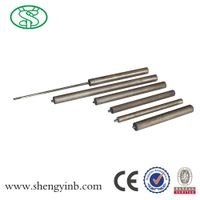 China wholesaler customized threaded magnesium anode