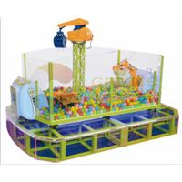 Kids entertainment ride on