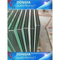 Laminated Glass with Australian AS/NZS2208:1996 certificate