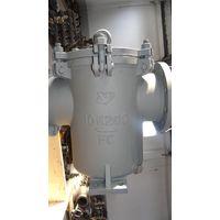 V-Goal Supply High Quality Cast Iron Marine Filter Marine Strainer JIS Standard F7121 Water Strainer
