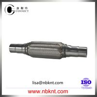 Auto Parts Flex Pipe Of Exhaust System Made In China