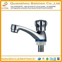 Brass single handle basin faucet BS-KF201502