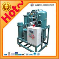 Portable Insulating Oil Purifier Series ZY