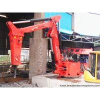 Hammer Stationary Manipulator With A Hydraulic Breaker