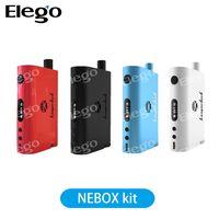Stock Soon New Kanger Nebox / Subox Mini / Subox Nano Starter Kit Fit Subtank Mini Bell Cap