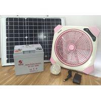 Portable solar energy system - DC 12V/420W/35AH thumbnail image