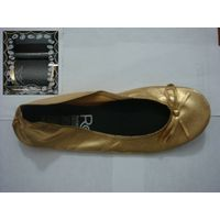 Rollable ballet  shoes