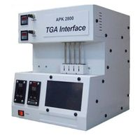 APK2800 TGA interface (Use for Sorbent Tube)