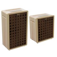 Hurim Air Purifier (The front is made with Walnut tree)
