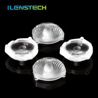 160 degree led optical lens pmma backlight led tv lens match led 2835 3030 for advertising signage