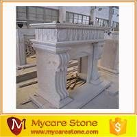 Customized Fireplace Mantel for indoor used