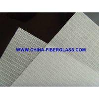 Reinforced  fiberglass mat thumbnail image