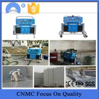 24MPA high pressure polyurea floor coating foam insulation machine