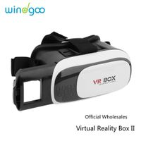 Official Factory Wholesales Smart Daily Life 3D Glasses VR For Mobile Device Audio Video Accessories