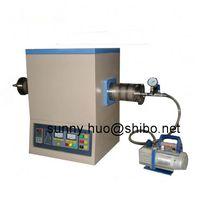 1700C vacuum tube furnace for heat treatment