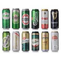 Alcoholic & Non Alcoholic Beer (Lager,Export,Cider) Bottle And Can thumbnail image