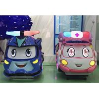 Kiddie Rides Car Race Kids Games Coin Operated thumbnail image