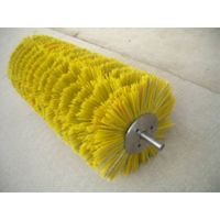 snow machine roller brush for street cleaning