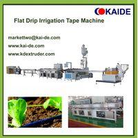 Flat Drip Irrigation Tape Production Machine 16mm thumbnail image