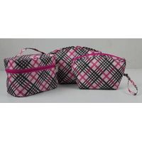 Promotional cosmetic bag for lady