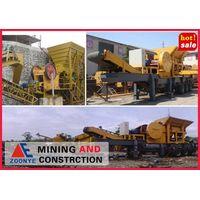Construction equipment crusher machine jaw crusher stone crusher