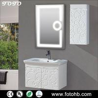 3X 5X Bathroom Mirror Magnifier Option