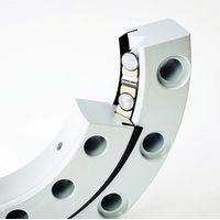 XSU 140644 cross roller slewing bearing without gear teeth thumbnail image